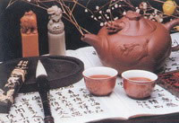 Pu-erh Tea Set