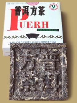 06 Pu-erh Fangcha
