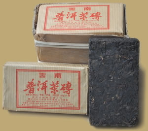 Dehong Pu-erh Brick
