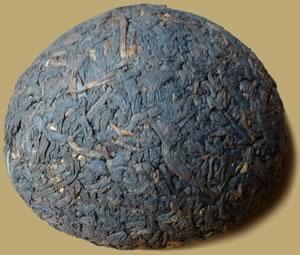 Fenghuang Ripe Pu-erh Tuocha