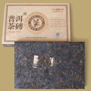 Tianpin Pu-erh Brick