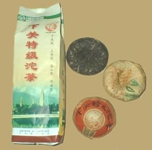 Xiaguan Te Ji Tuocha