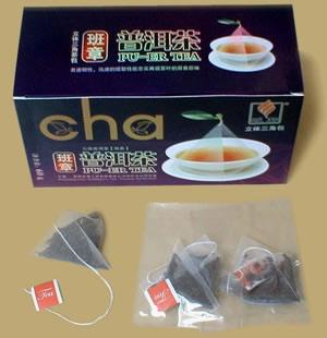 Yubang Bangzhang Pu-erh Tea Bags
