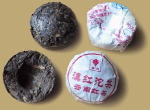 Yubang Yunnan Black Tuocha