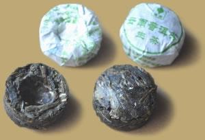Raw Pu-erh Mini Tuocha